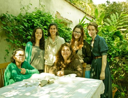 Ecotece+ apresenta Flavia Aranha + Arteiras Maristas