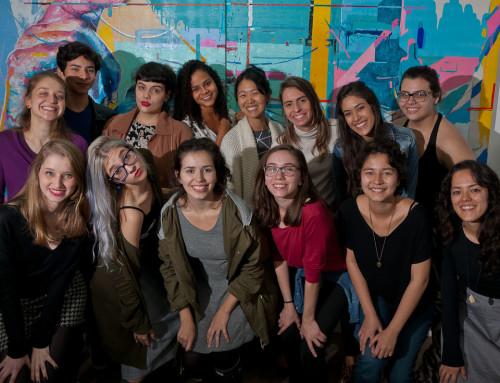 Sexto encontro dos estudantes do LabModa+!