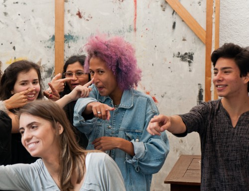 Encontro final do LabModa+ com grupos e estudantes!